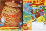 Cookie-Crisp Laff-A-Lympics Box