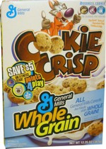 2005 Cookie-Crisp Box
