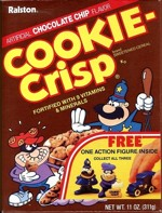 Cookie-Crisp w/ Action Figure