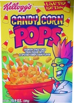 Candy Corn Pops Box