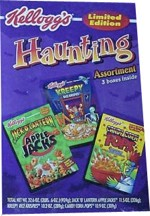 Haunted Cereals 3-Pack