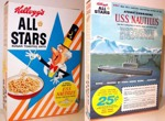 Front And Back Of Box Of All Stars