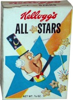 Individual Serving Box Of All Stars