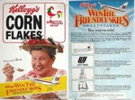 Corn Flakes Minnie Pearl Box