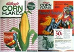 Corn Flakes Armored Knights Box
