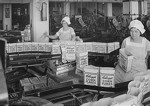 1930's Corn Flakes Production Line
