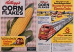 Corn Flakes Train Box