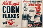 Kellogg's Corn Flakes Box - Space Cadet