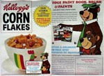 Corn Flakes Yogi Paint Set Box