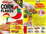 Corn Flakes Mini-Lindy Box