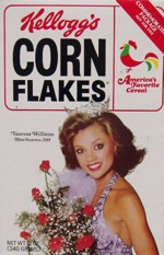 1985 Controversial Vanessa Williams Corn Flakes