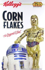 Star Wars Corn Flakes