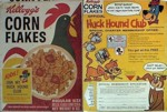 Corn Flakes Huck Hound Club Box