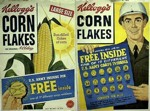 Corn Flakes Army Pin Box