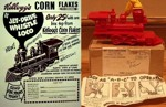 Corn Flakes Jet-Drive Whistle Loco